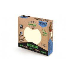 Сир рослинний фета, блок, GreenVie, 250г.
