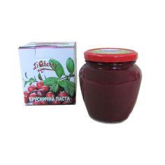 Бруснична паста LiQberry, 550г