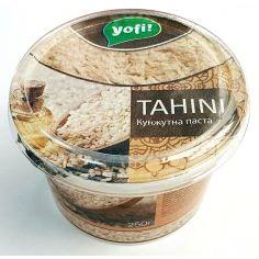 """Тахіні, кунжутна паста, ТМ """"Yofi"""", 250г"""