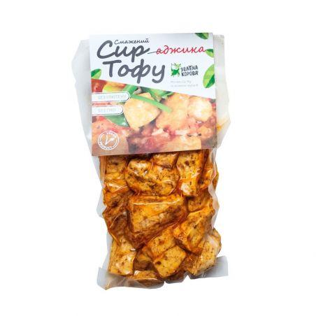 Тофу смажений аджика, Зелена Корова, 250г