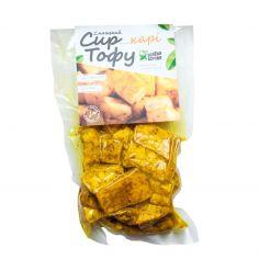 Тофу жаренный карри, Зеленая Корова, 250г