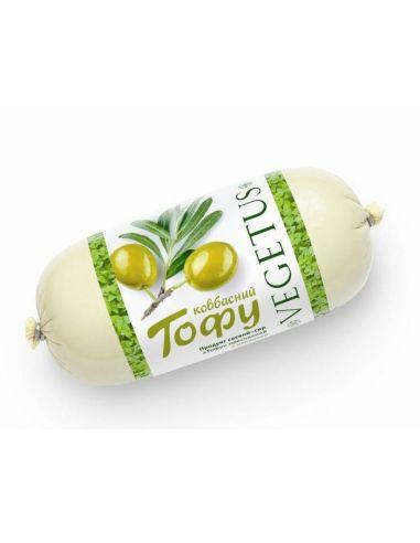 Тофу колбасный с оливками,Vegetus, весовой
