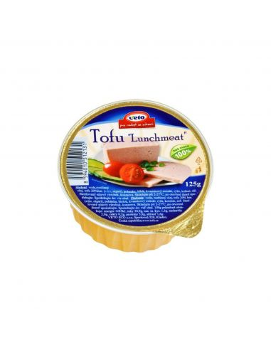 Тофу консерва  lunchmeat, Veto,125г
