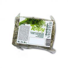 Тофу с укропом,  Vegetus, 250г