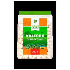 Фасоль белая, NATURAL GREEN, 300г