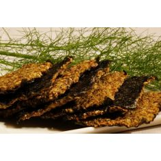 Хлібці морські з водоростями норі, Сироїд, 100г