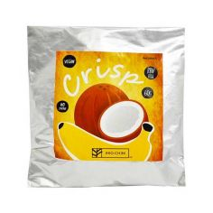 """Хрустики Crisp """"Банан-Кокос"""", Еко-Снек, 150г"""