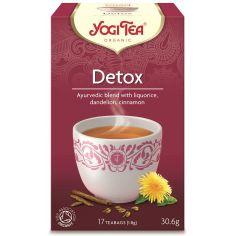 "Чай ""Detox"", очищающий, Yogi Tea, пакет, 1,8г."