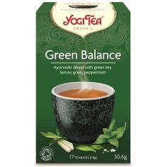 "Чай ""Green Balance"", Yogi Tea, пакет, 1,8г"