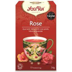 """Чай """"Rose"""", Yogi Tea, пакет, 1,8г"""