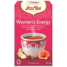 "Чай ""Womens Energy"", Yogi Tea, пакет, 1,8г"