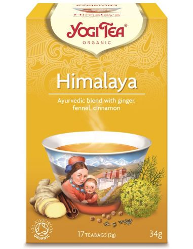 "Чай ""Himalaya"", Yogi Tea, пакет 2г"