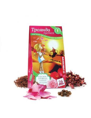 Чай троянда пустелі, МістерТі, 26 пакетів