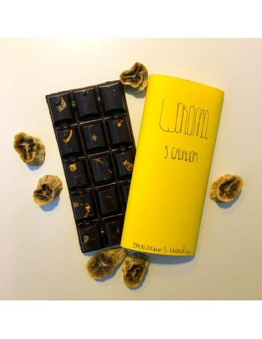 Шоколад з бананом, Chovenchoco, 100г
