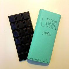Шоколад з м`ятою, Chovenchoco, 100г