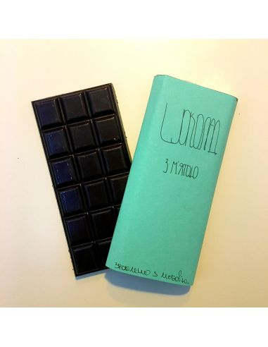 Шоколад с мятой, Chovenchoco, 100г