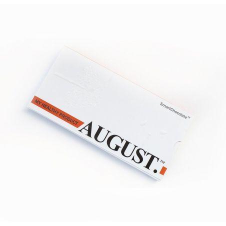 Шоколад из кэроба с апельсином, August, 80г