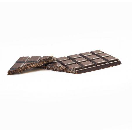 Шоколад из кэроба с кокосом, August, 80г