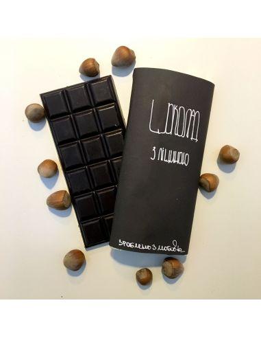 Шоколад с фундуком, Chovenchoco, 100г